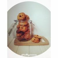 Oat & Raisin Cookies